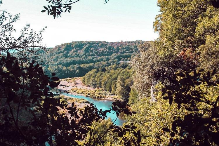 Ardèche - Chassezac - Casteljau Lou Castel